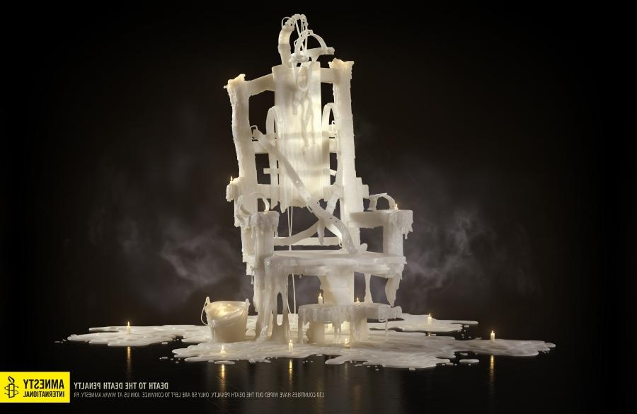 Death Electric Chair Photos