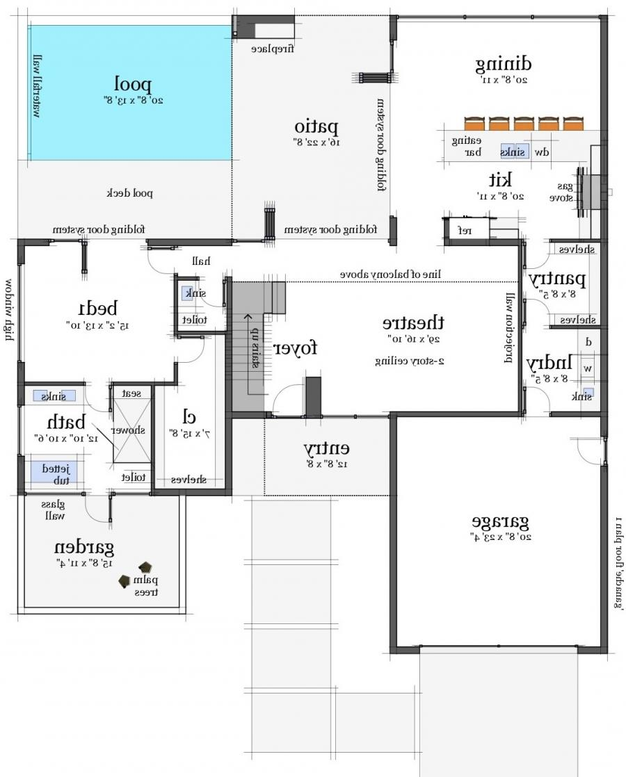 Contemporary House Plans With Photos