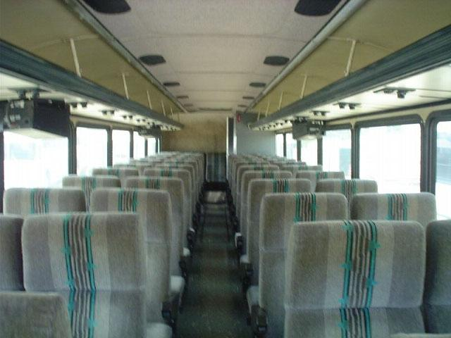 Greyhound Bus Interior Photos