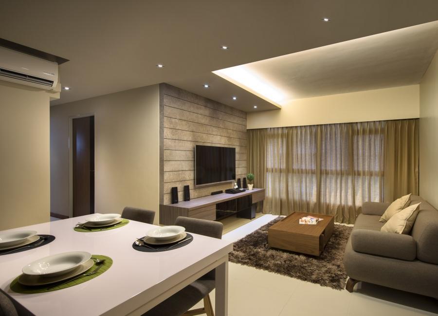Singapore interior design photo gallery