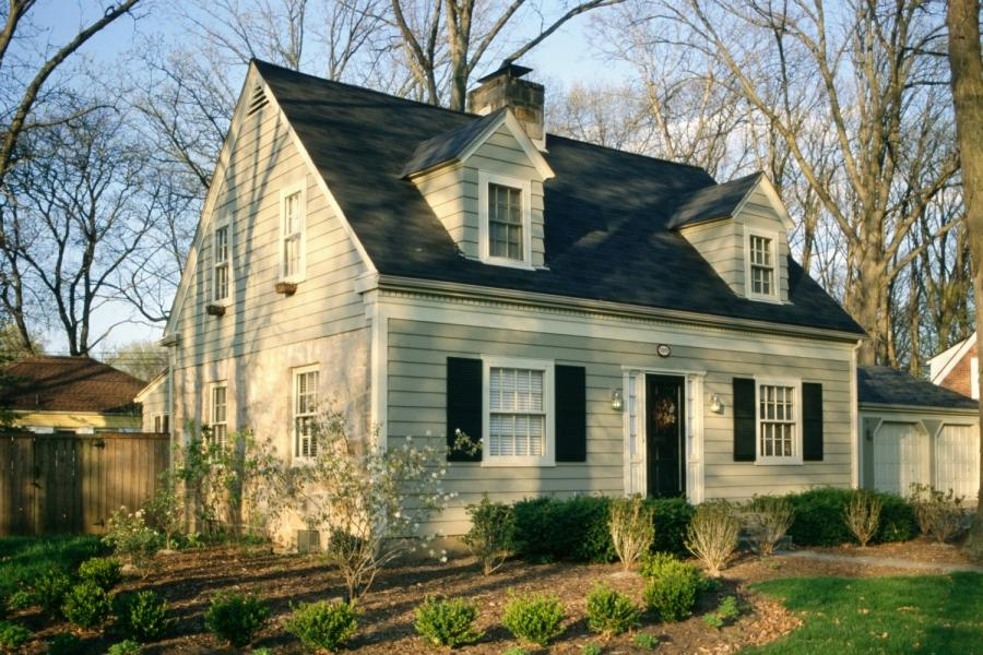 Cape cod style house photos for Cape style homes for sale
