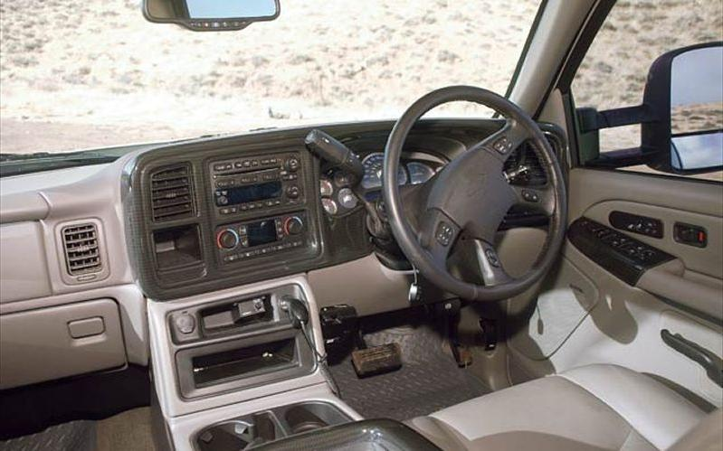 2006 Chevrolet Silverado Interior Photos
