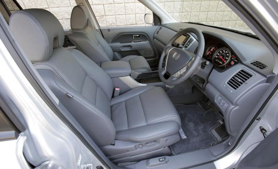 2009 Honda Pilot Interior Photos