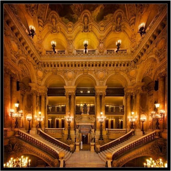 Interior Photos Boston Opera House