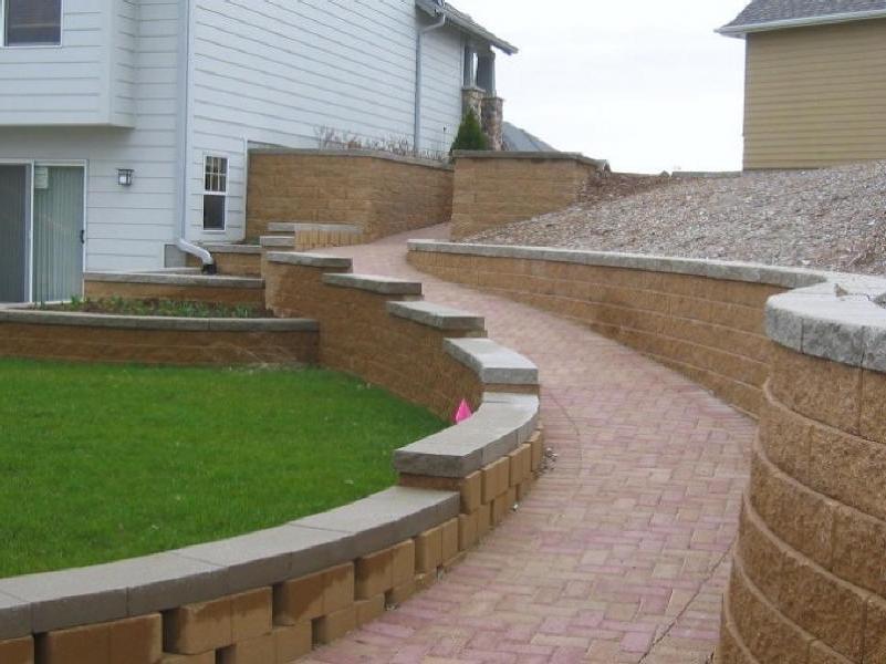 Yard Border Ideas Landscape Edging