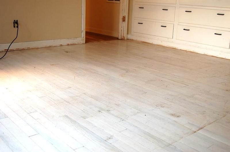 Photos Of White Washed Floors