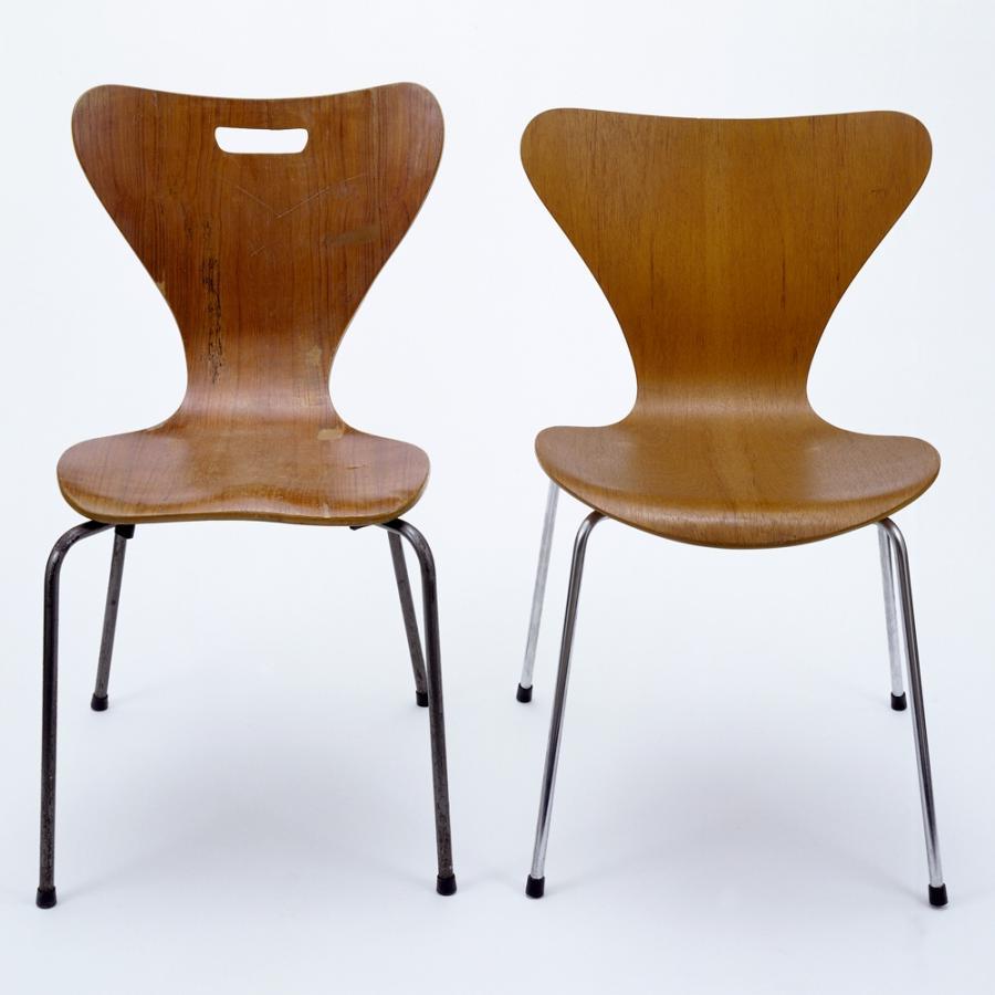 Christine keeler photo chair