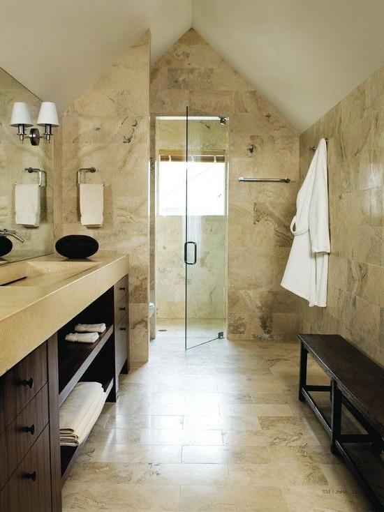 Attic Bathroom Design, Pictures, Remodel, Decor and Ideas - love...