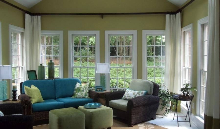Interior Photos Of Sunrooms