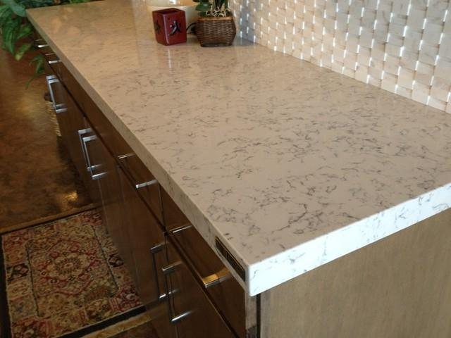 how to clean silestone countertops