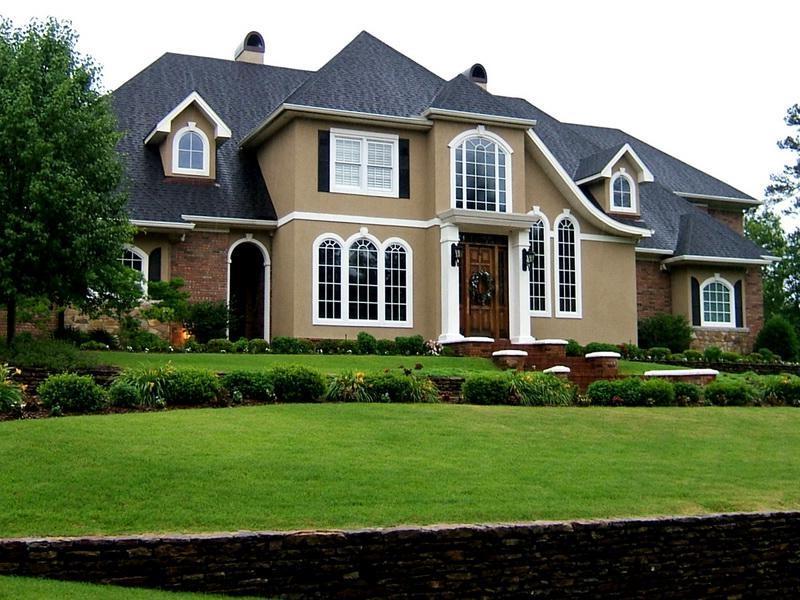 Exterior house colour scheme pictures photos - Choosing exterior paint colours pict ...