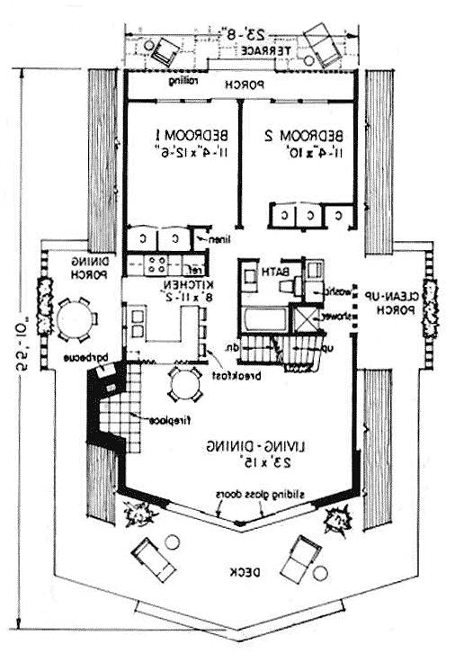Shotgun house plans photos for Shotgun floor plans