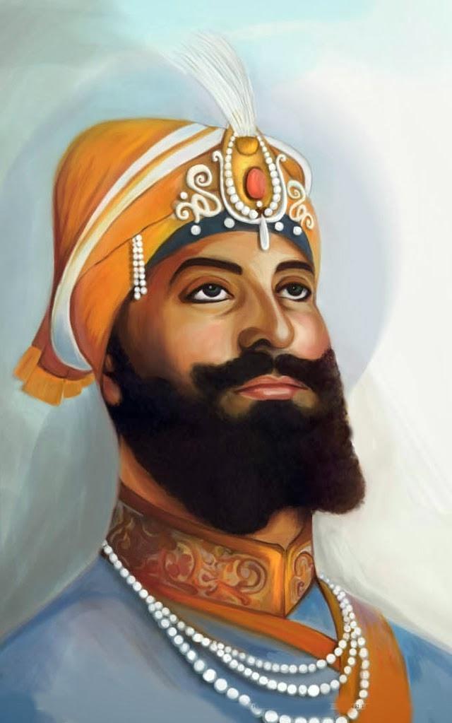 Guru Gobind Singh Ji Wallpapers Photos