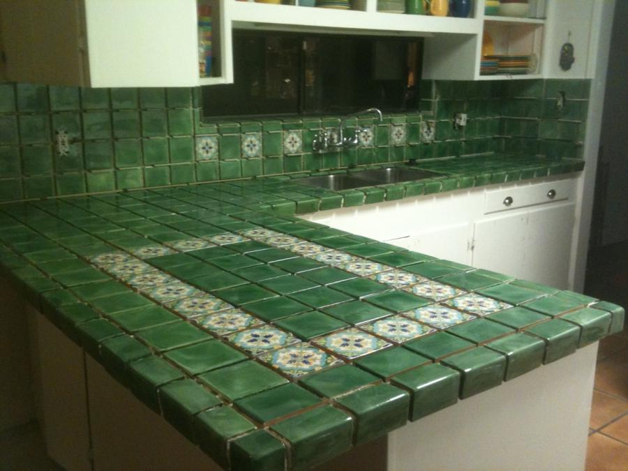 Photos Mexican Tile Countertops