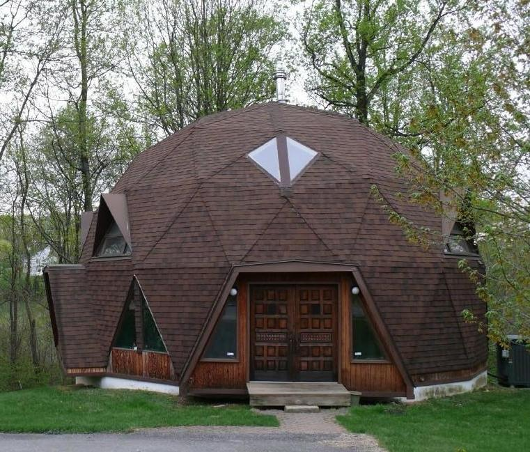Geodesic Dome Home Plans: Photos Of Geodesic Dome Houses