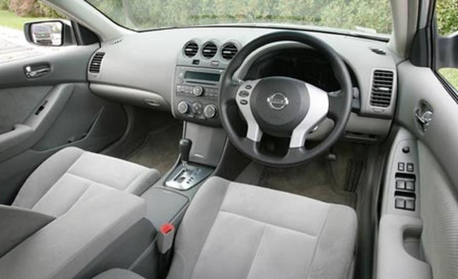 2006 Nissan Altima Interior Photos