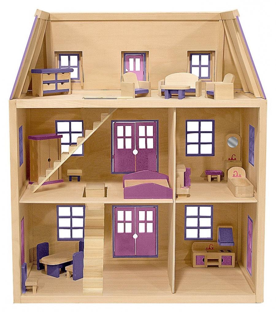 Dollhouse Bookcase Diy: Doll House Photos