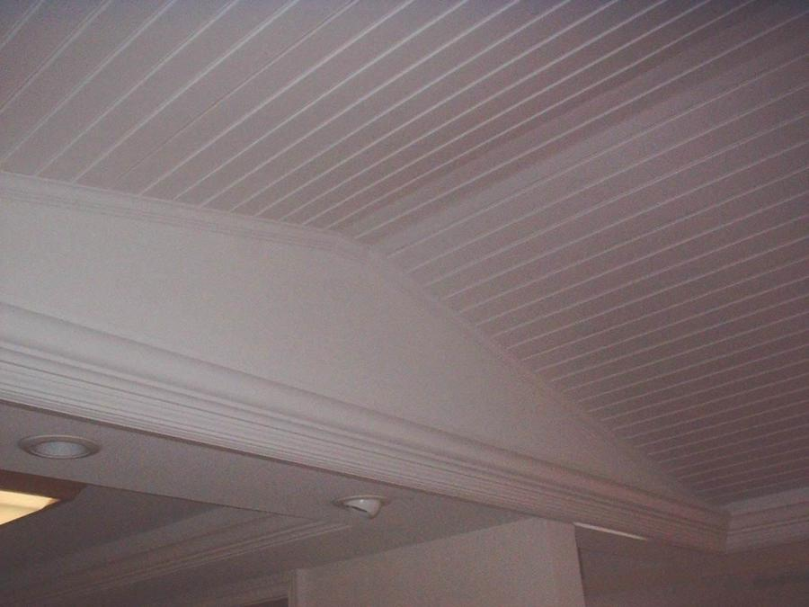Beadboard Paneling Ceiling Photos