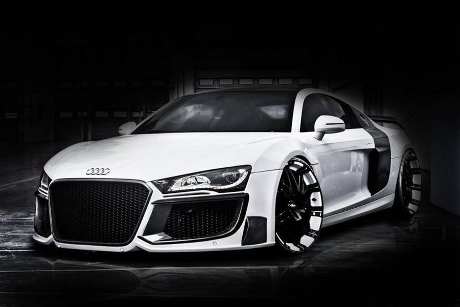 Audi R8 Photos Amp Wallpapers