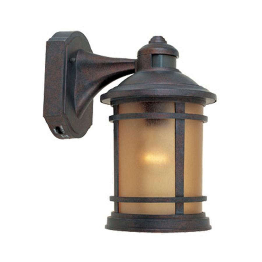 Designers Fountain Lighting Motion Activated Outdoor Wall Light...