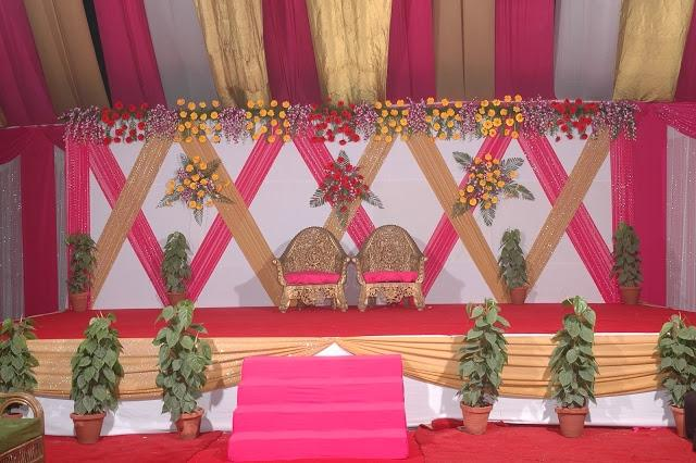 Stage decoration for marriage photos - Decoration ideas trendseve ...