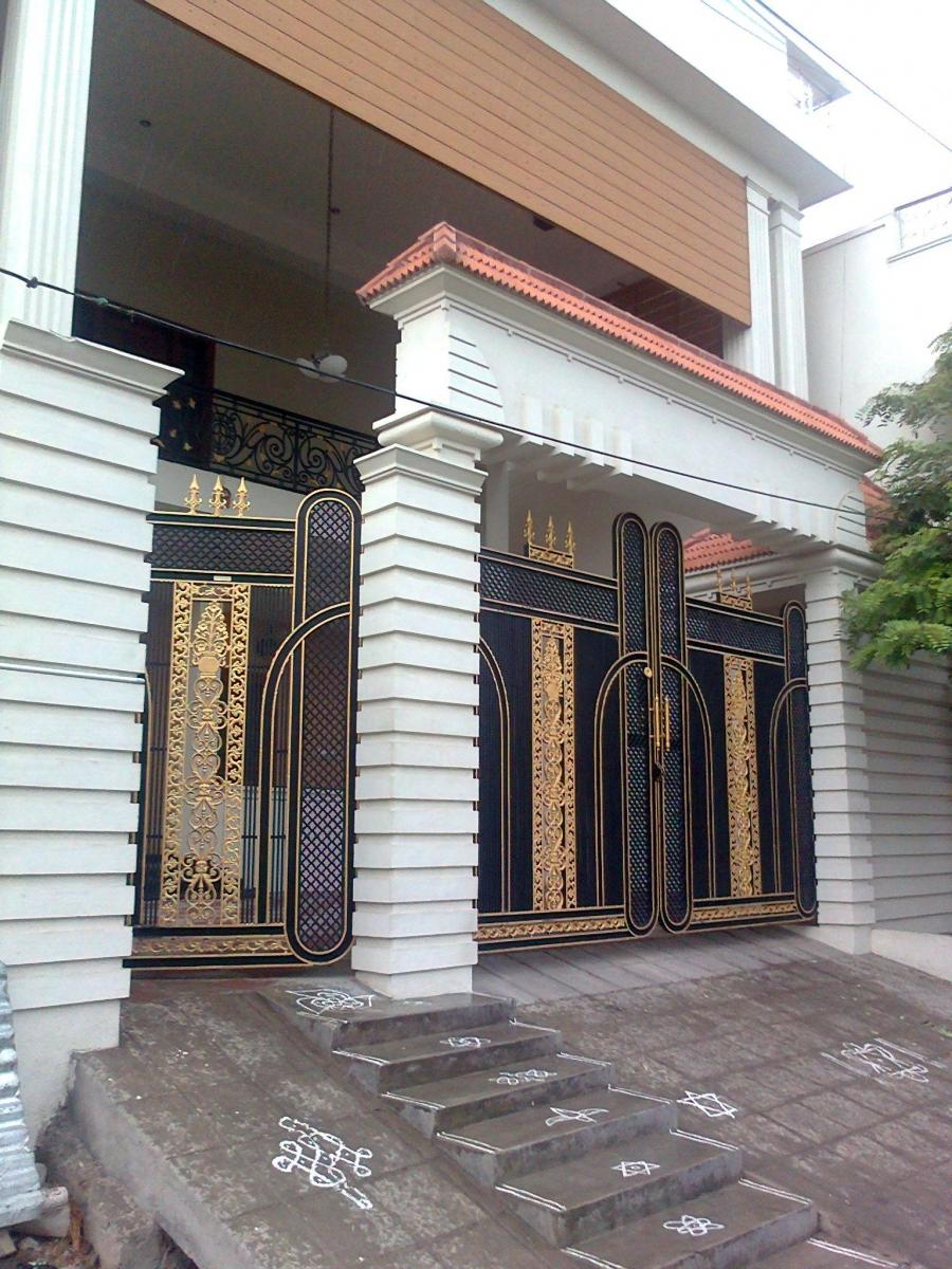 Entrance Gates Design Photos