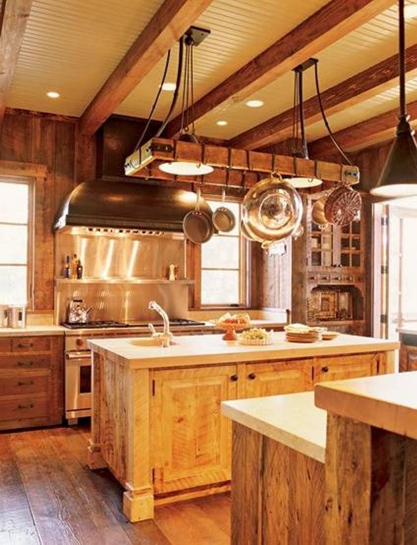 Italian style kitchens photos for Rustic italian kitchen designs