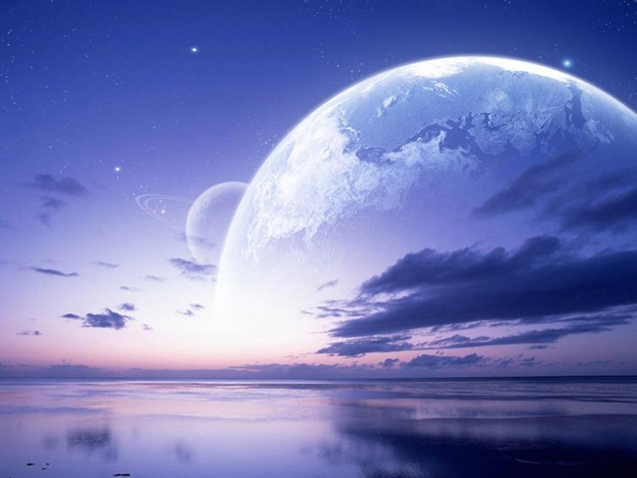 beatiful planets - photo #38