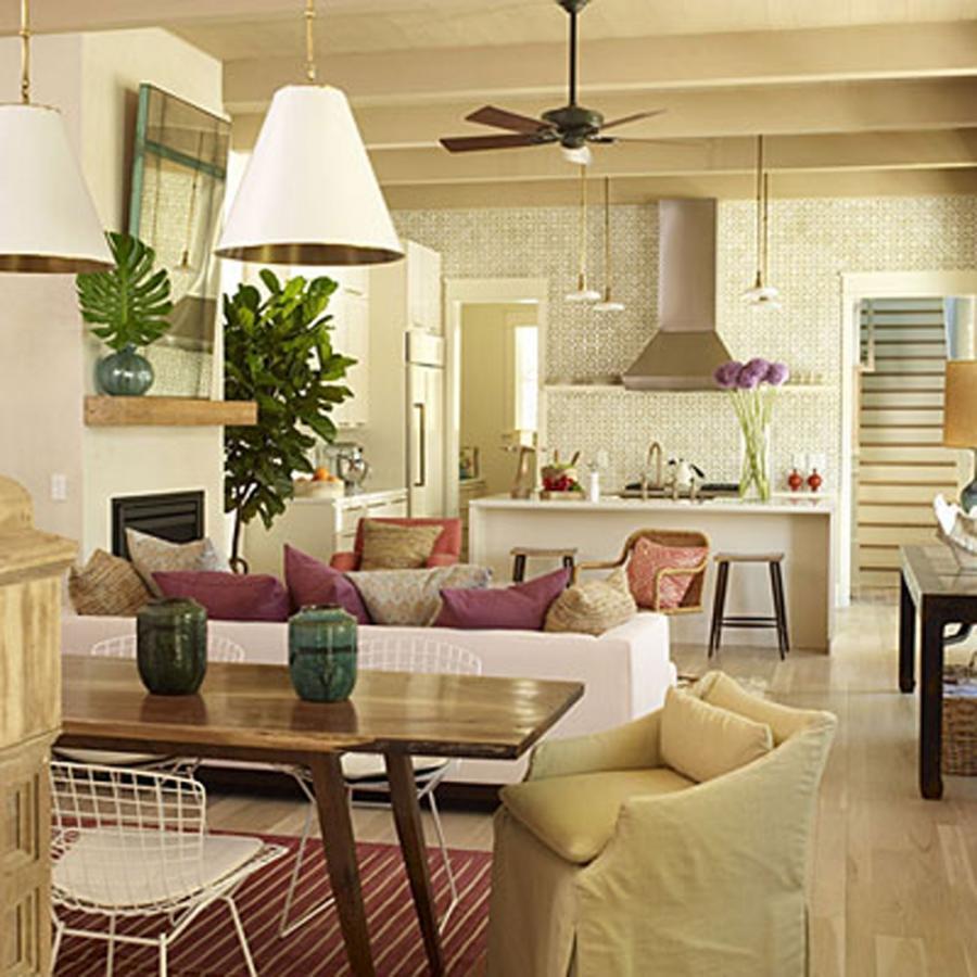 Open floor plan interior photos for Open floor plan interior design