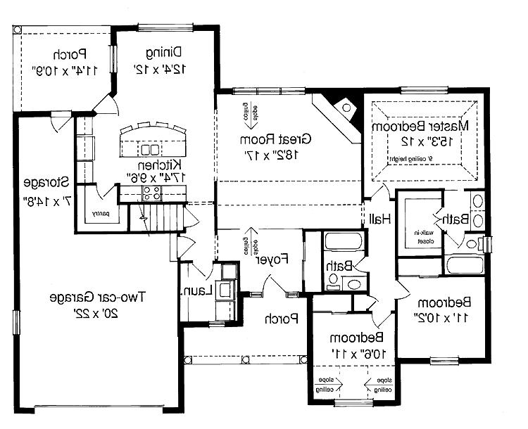 house plans with photos ranch