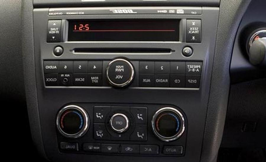 2008 Nissan Altima Interior Photos