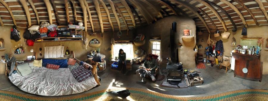 Cob Houses Floor Plans Photos Interior Exterior
