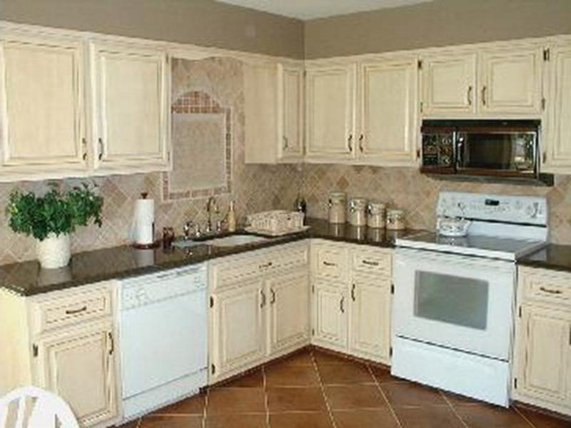 Painted Kitchen Cabinet Ideas White Painting Kitchen Cabinets...