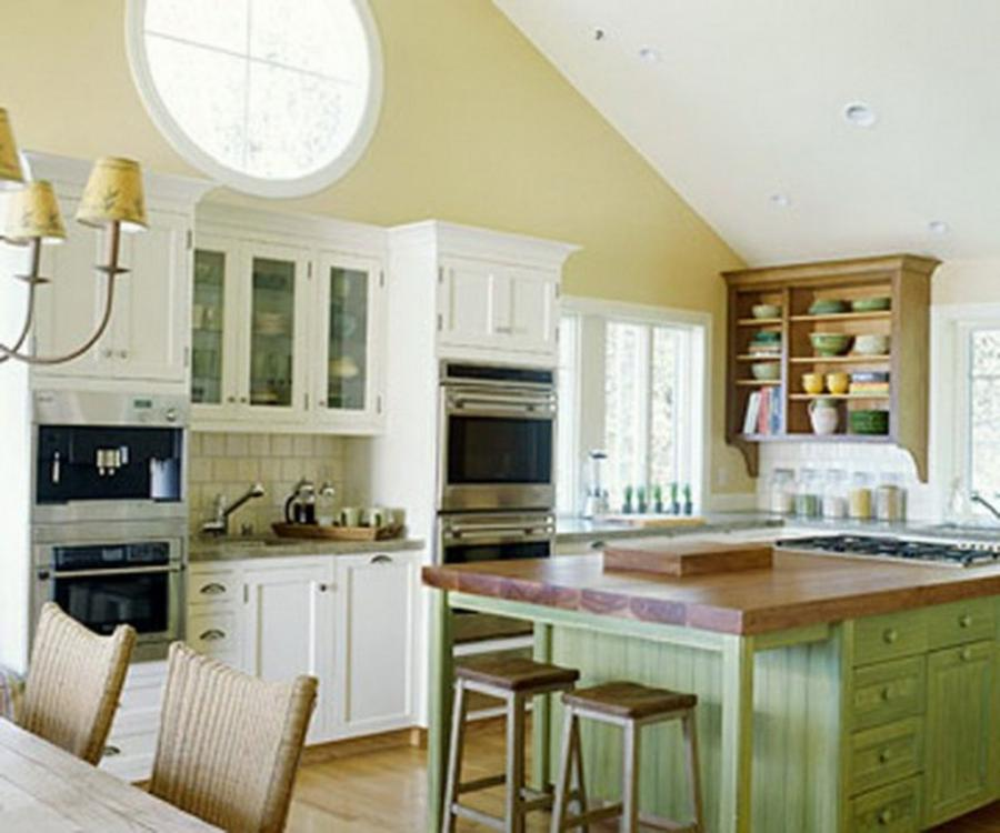 Simple Kitchen House Interior For Design Ideas