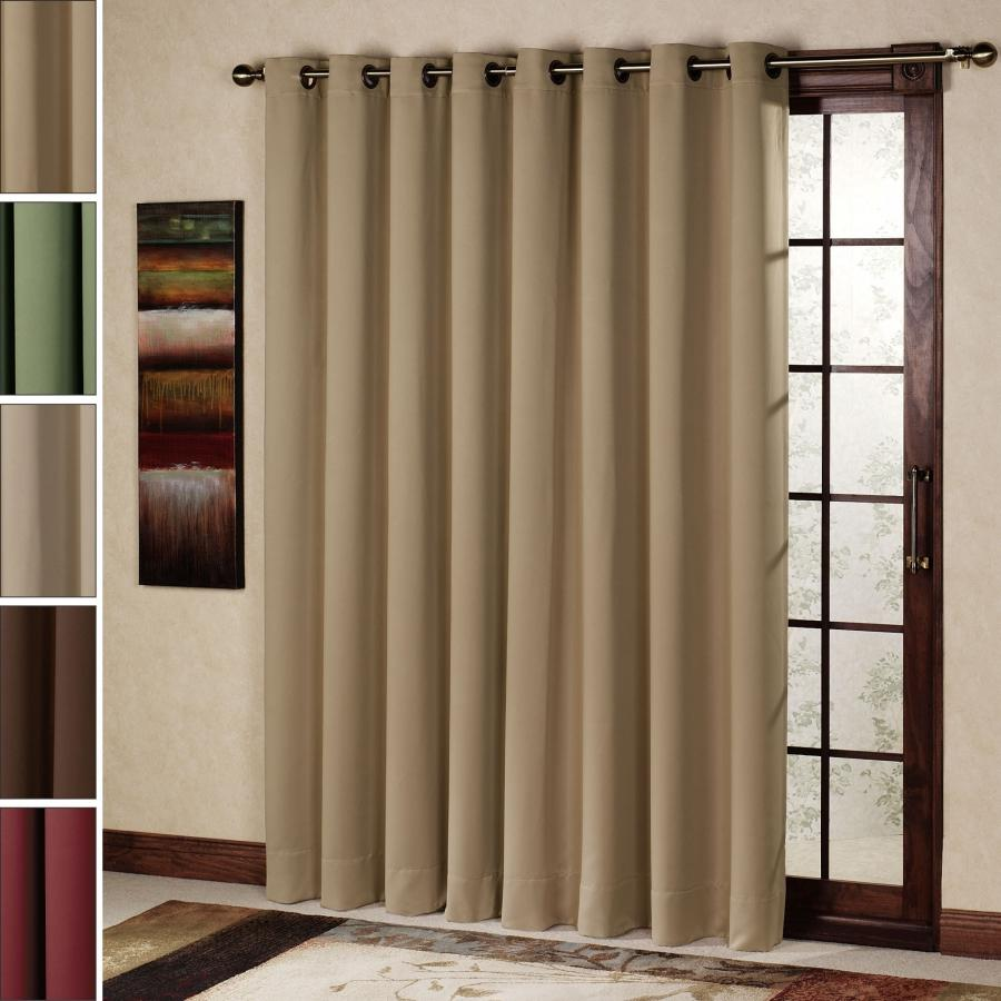 curtains for sliding glass doors photos. Black Bedroom Furniture Sets. Home Design Ideas