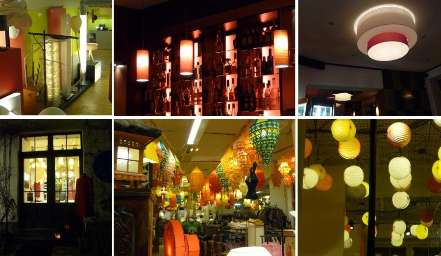 More examples of effective lighting, all designed to fit to a...