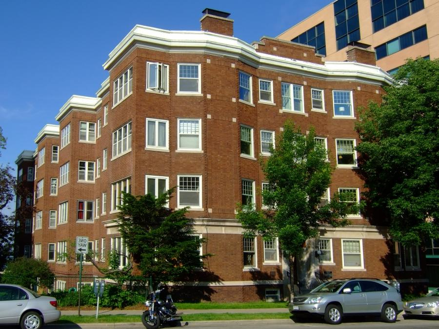 Bellevue Apartment Building