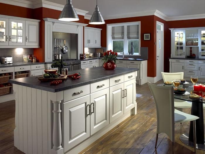 Small Elegant Kitchen Photos