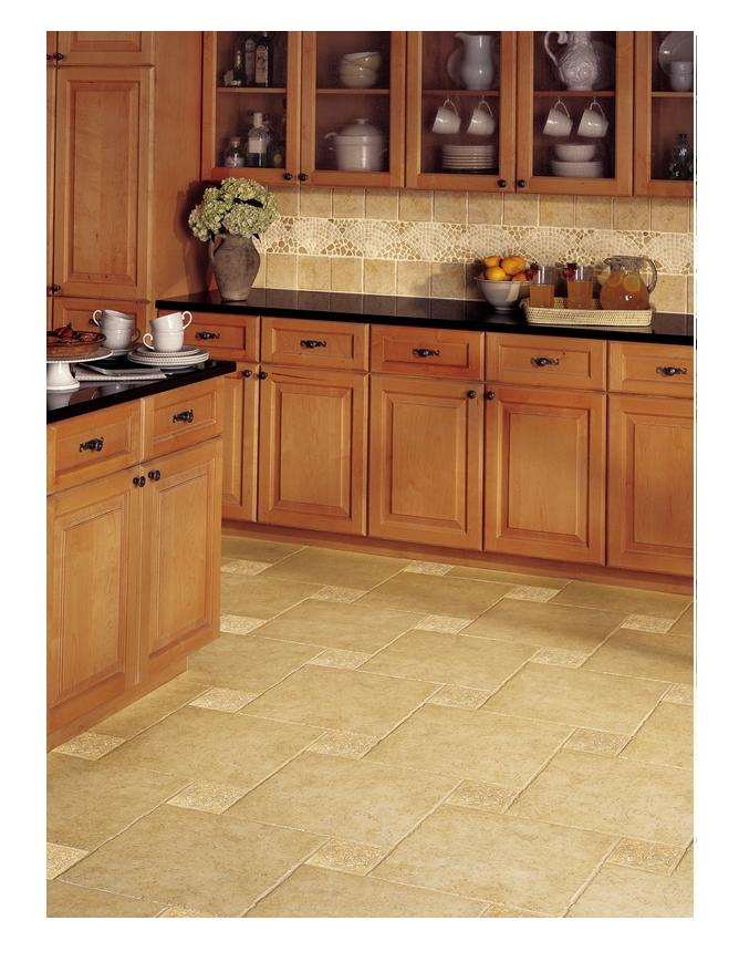 Photos of kitchen floors for Kitchen cabinets 60007