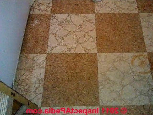 How to recognize asbestos floor tiles