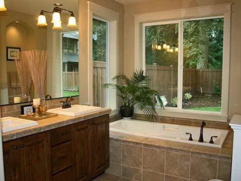 Bathroom Decorating Ideas Pictures for Small Bathrooms with the...