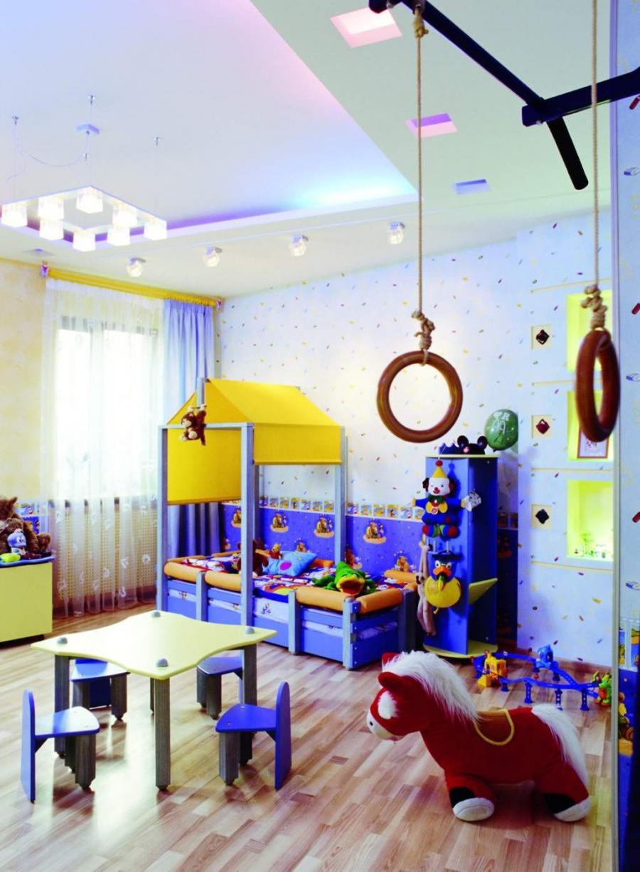 Exclusive kids bedroom photos for Children bedroom designs india