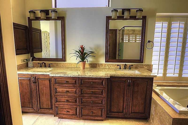 Bathroom Cabinet Redesign Photos