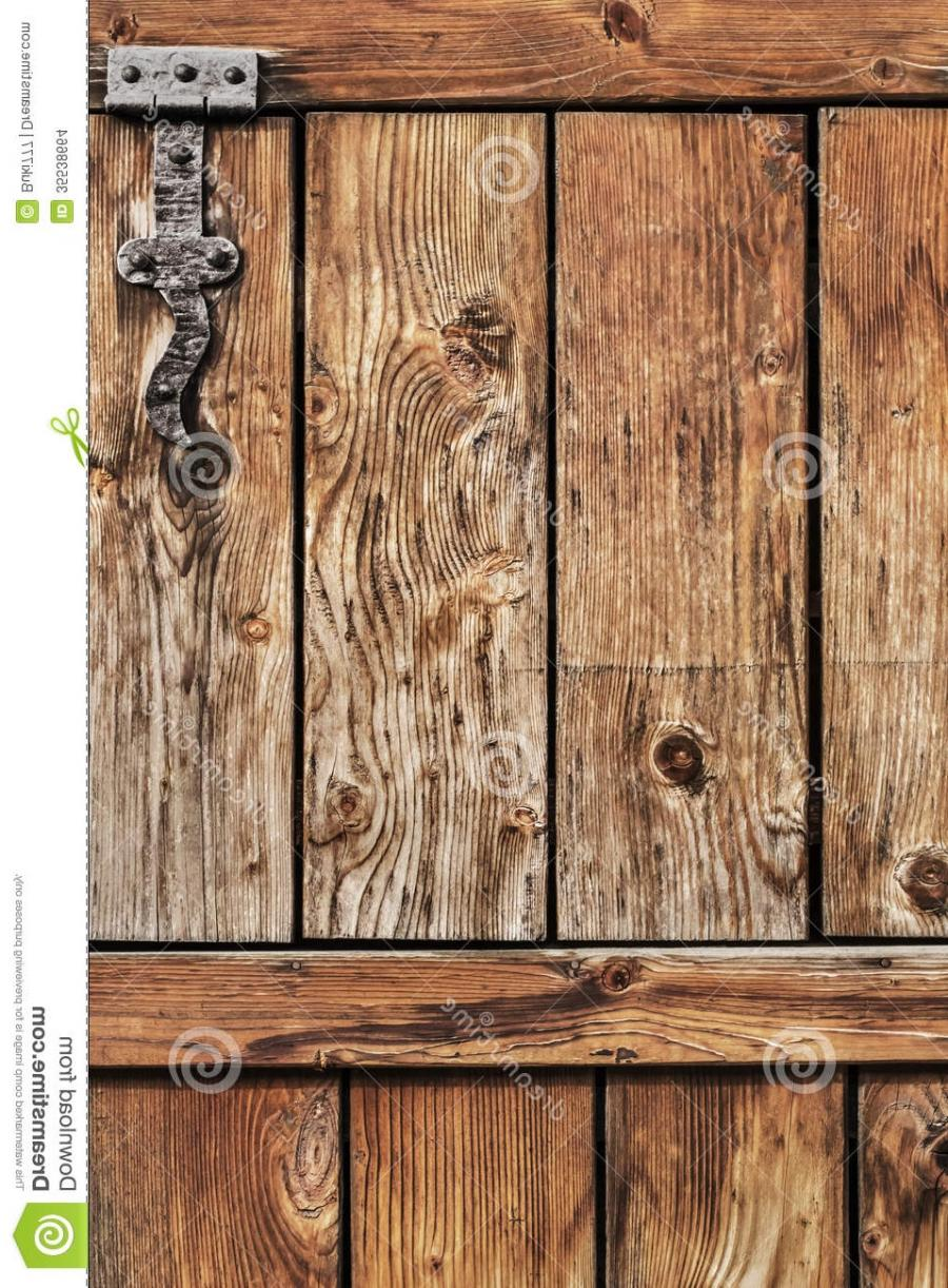Rustic Barn Doors Photos