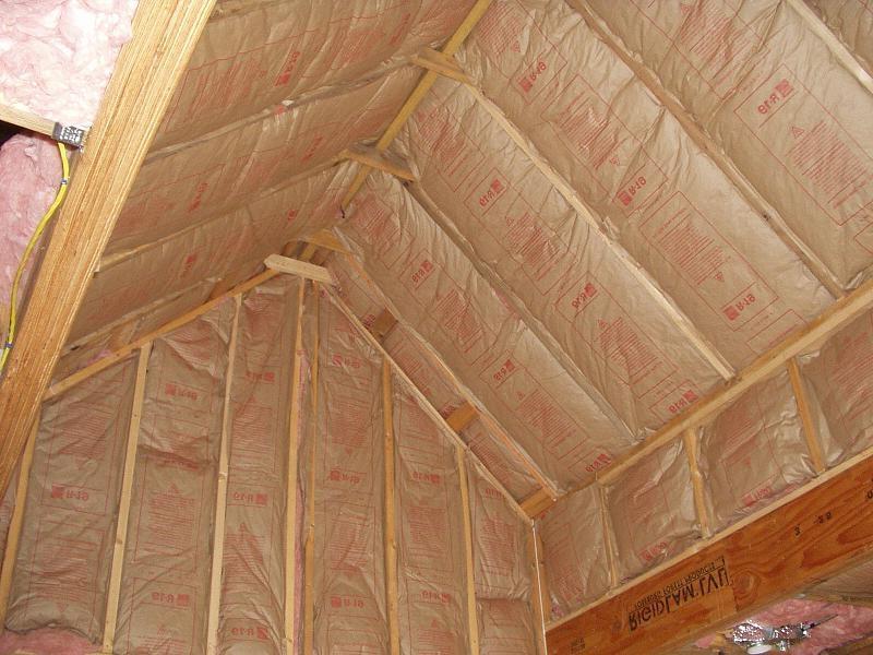 Потолок в бане с мансардой своими руками пошаговое руководство