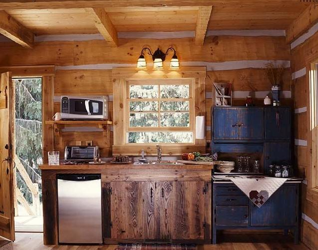 Green And Eco Friendly Kitchens Organic Style French Rustic Kitchen
