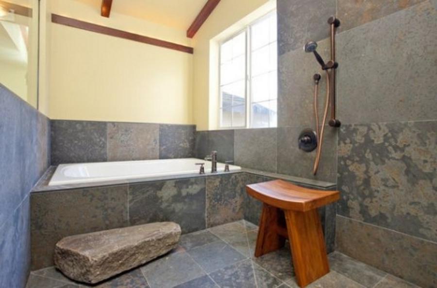 Japanese bathroom photos for Traditional japanese bathroom design