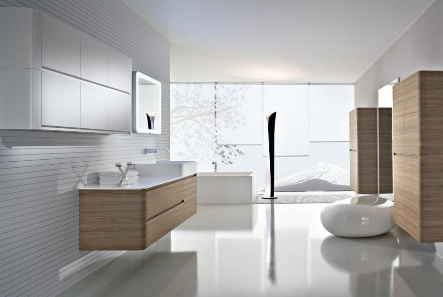 Bathroom : Interior Photo Contemporary Modern Bathroom Design...