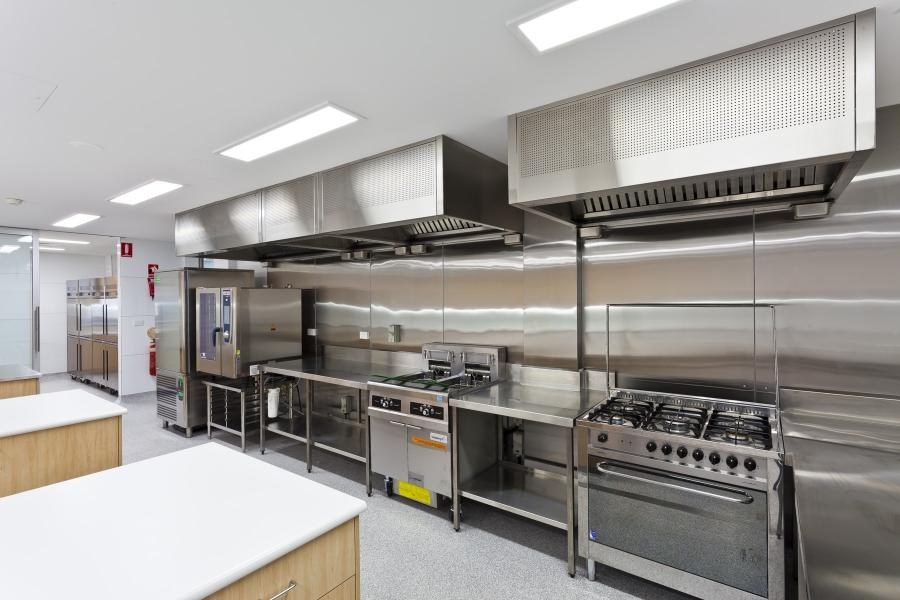 Commercial kitchen photos for Kitchen design in nepal