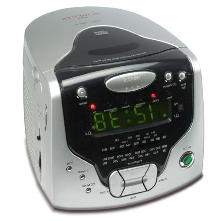 hannspree 4 3 lcd digital photo alarm clock radio fm review. Black Bedroom Furniture Sets. Home Design Ideas
